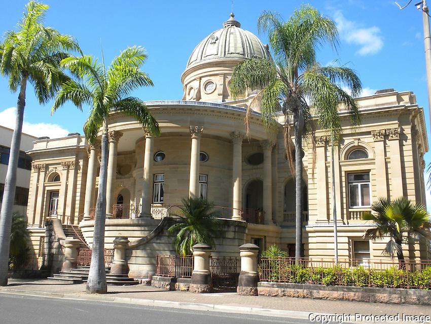 Customs House, Quay Street, Rockhampton, Queensland