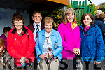 Geraldine Quilter, Causeway, Donie Scannell, Listowel, Christina Leane, Ballyheigue, Eileen Sugrue, Doon, Tralee and Marian O'Connell, Tralee at the Ballyheigue Pattern day mass on Friday.