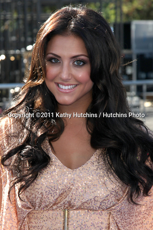LOS ANGELES - AUG 14:  Cassie Scerbo arriving at the 2011 VH1 Do Something Awards at Hollywood Palladium on August 14, 2011 in Los Angeles, CA
