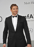 Kellan Lutz  at the 21st annual amfAR Cinema Against AIDS Gala at the Hotel du Cap d'Antibes.<br /> May 22, 2014  Antibes, France<br /> Picture: Paul Smith / Featureflash