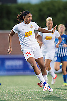 Allston, MA - Wednesday Sept. 07, 2016: Jessica McDonald during a regular season National Women's Soccer League (NWSL) match between the Boston Breakers and the Western New York Flash at Jordan Field.