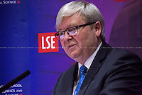 01.06.2015 - LSE Presents: A Lecture by Kevin Rudd
