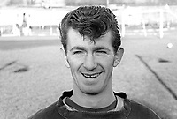 Joe Nicholl, footballer, Derry City FC, Londonderry, N Ireland, February 1967, 196702000084<br /> <br /> Copyright Image from Victor Patterson, 54 Dorchester Park, Belfast, UK, BT9 6RJ<br /> <br /> t: +44 28 9066 1296<br /> m: +44 7802 353836<br /> vm +44 20 8816 7153<br /> <br /> e1: victorpatterson@me.com<br /> e2: victorpatterson@gmail.com<br /> <br /> www.victorpatterson.com<br /> <br /> IMPORTANT: Please see my Terms and Conditions of Use at www.victorpatterson.com