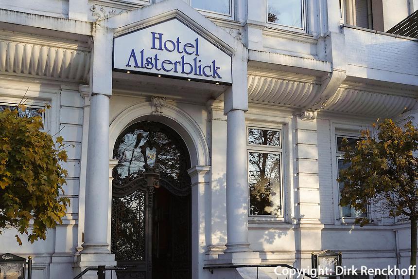Alsterblick, Schwanenwik 30, Hamburg, Deutschland