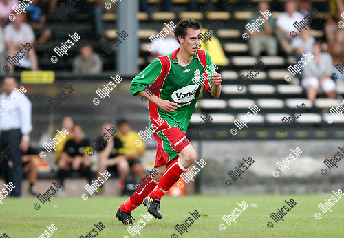2010-07-25 / Seizoen 2010-2011 / Voetbal / K Berchem Sport / Joris Saenen..Foto: mpics