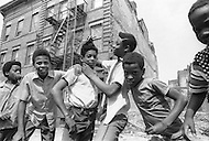 Brooklyn, New York City, NY - August, 1971<br />