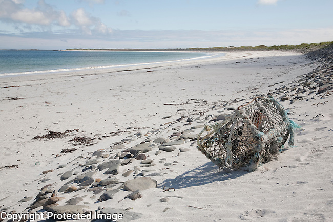 Whitemill Bay Beach; Sanday; Orkney Islands; Scotland