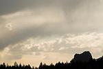 Columbia Gorge Sky