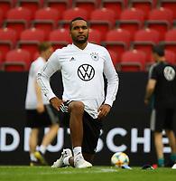 Jonathan Tah (Deutschland Germany) - 10.06.2019: Abschlusstraining der Deutschen Nationalmannschaft vor dem EM-Qualifikationsspiel gegen Estland, Opel Arena Mainz