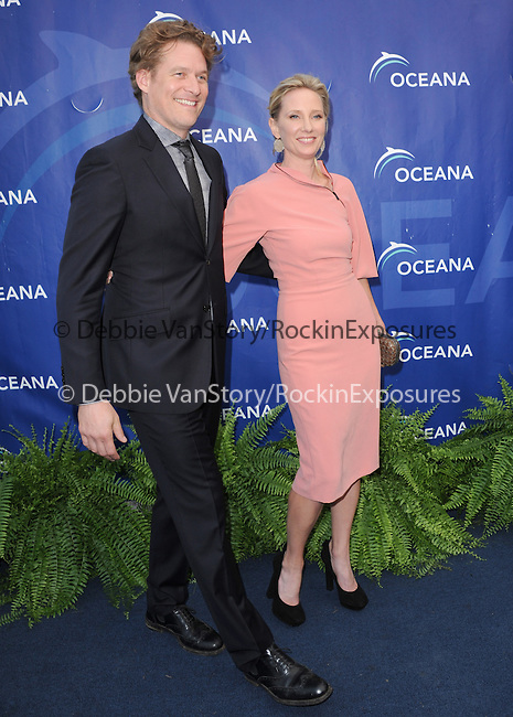 Anne Heche and  James Tupper at The Oceana SeaChange Gala 2013 held at a private residence in Laguna Beach, California on August 18,2013                                                                   Copyright 2013 Hollywood Press Agency