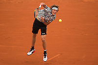 ALEXANDER ZVEREV (GER)<br /> <br /> TENNIS - FRENCH OPEN - ROLAND GARROS - ATP - WTA - ITF - GRAND SLAM - CHAMPIONSHIPS - PARIS - FRANCE - 2016  <br /> <br /> <br /> <br /> &copy; TENNIS PHOTO NETWORK