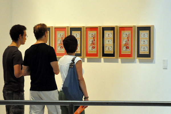 26 Bienal Nacional de Artes Visuales Santo Domingo 2011, .en el  Museo de Artes Modernos.Fotos: Carmen Suárez/acento.com.do.Fecha: 20/08/2011.