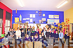 Woodwork classes - Parents and pupils from Scoil Mhuire Cahersiveen participated in a very successful woodwork project during the month of March.  Twenty parents and their sons guided by KES Tutor Susanne McCarthy built 'Bird Houses'.  The project was funded by the Kerry Education Service and DE?IS and is a great example of parents & children learning together.
