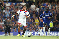 Memphis Depay of Lyon in action during Chelsea vs Lyon, International Champions Cup Football at Stamford Bridge on 7th August 2018