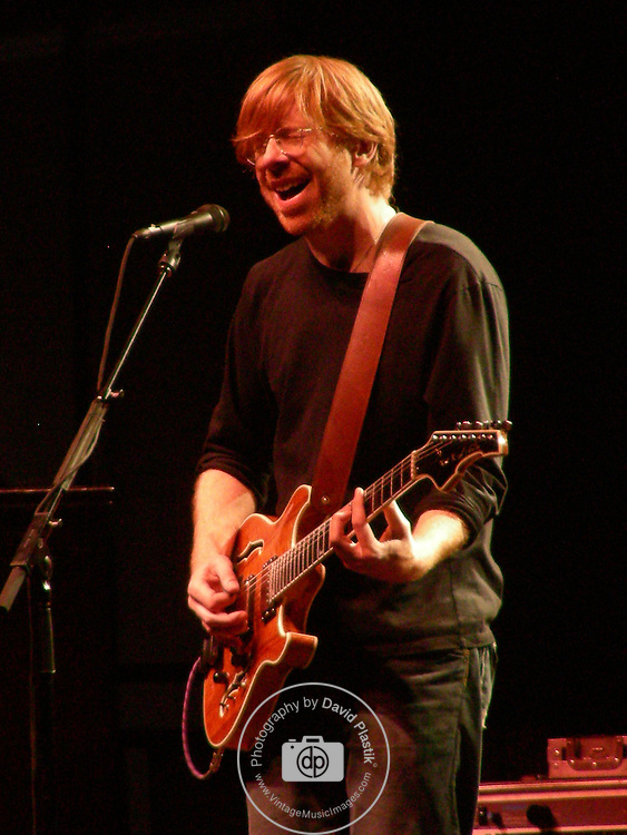TREY ANASTASIO of PHISH