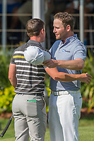 CHris Paisley (ENG), Branden Grace (RSA) during the final round of the BMW SA Open hosted by the City of Ekurhulemi, Gauteng, South Africa. 13/01/2017<br /> Picture: Golffile | Tyrone Winfield<br /> <br /> <br /> All photo usage must carry mandatory copyright credit (&copy; Golffile | Tyrone Winfield)