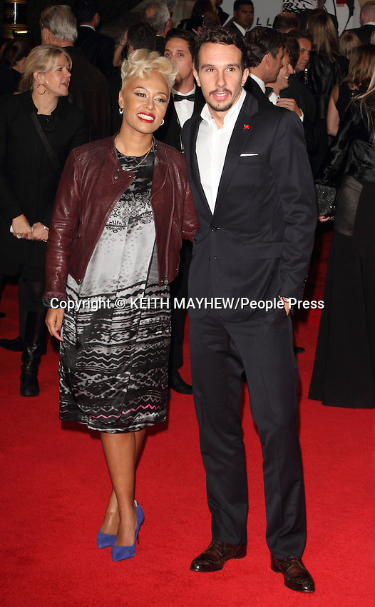 London - Royal World Premiere of 'Skyfall' at the Royal Albert Hall, Kensington, London - October 23rd 2012..Photo by Keith Mayhew