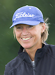 Biddinghuizen - Carolien Driessen. Voorjaarswedstrijd dames 2007 op Golfbaan Dorhout Mees. . COPYRIGHT KOEN SUYK