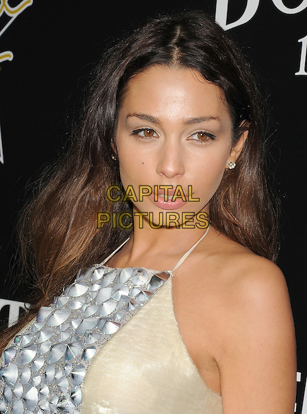 HOLLYWOOD, CA- FEBRUARY 27: Model Sofia Valleri arrives at the Hollywood Domino's 7th Annual Pre-Oscar Charity Gala at Sunset Tower on February 27, 2014 in West Hollywood, California.<br /> CAP/ROT/TM<br /> &copy;Tony Michaels/Roth Stock/Capital Pictures