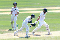 Tim Ambrose of Warwickshire claims a catch from the bowling of Jeetan Patel to take the wicket of Tom Westley during Essex CCC vs Warwickshire CCC, Specsavers County Championship Division 1 Cricket at The Cloudfm County Ground on 19th June 2017