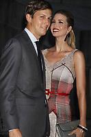 Jared Kushner Ivanka Trump 2012<br /> Photo By John Barrett/PHOTOlink