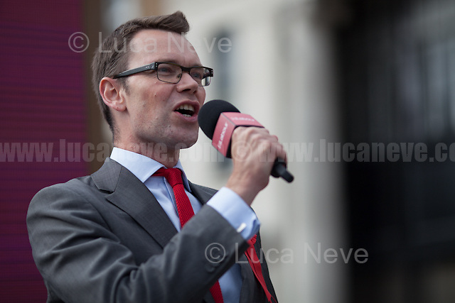 Chris Ostrowski (Labour Party candidate for Member of Parliament for Watford).<br />