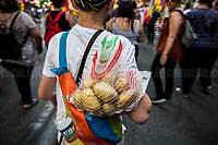 Unknown, Agriculture Worker - Bracciante Agricolo.<br /> <br /> Rome, 01/05/2019. This year I will not go to a MayDay Parade, I will not photograph Red flags, trade unionists, activists, thousands of members of the public marching, celebrating, chanting, fighting, marking the International Worker's Day. This year, I decided to show some of the Workers I had the chance to meet and document while at Work. This Story is dedicated to all the people who work, to all the People who are struggling to find a job, to the underpaid, to the exploited, and to the people who work in slave conditions, another way is really possible, and it is not the usual meaningless slogan: MAKE MAYDAY EVERYDAY!<br /> <br /> Happy International Workers Day, long live MayDay!