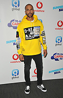 Marvin Humes at the Capital FM Summertime Ball 2018, Wembley Stadium, Wembley Park, London, England, UK, on Saturday 09 June 2018.<br /> CAP/CAN<br /> &copy;CAN/Capital Pictures