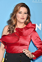 LOS ANGELES, CA - MARCH 06: Actress Alicia Machado attends the world premiere of 'Gringo' from Amazon Studios and STX Films at Regal LA Live Stadium 14 on March 6, 2018 in Los Angeles, California.<br /> CAP/ROT/TM<br /> &copy;TM/ROT/Capital Pictures