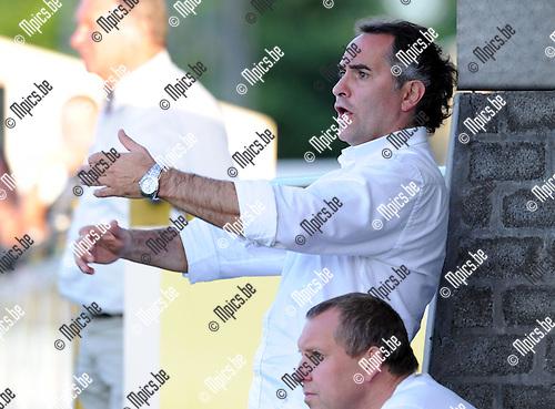 2011-07-07 / Voetbal / seizoen 2011-2012 / Verbroedering Geel-Meerhout / Daniel Nassen..Foto: mpics