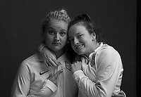 USWNT Black and White Portraits, October 6, 2018
