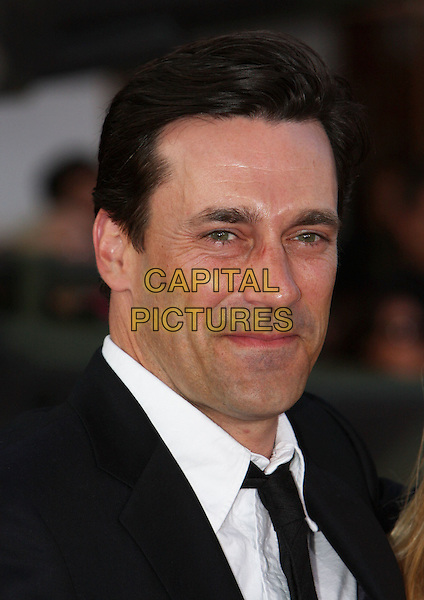 "JOHN HAMM .""The A-Team"" Los Angeles Premiere held at Grauman's Chinese Theatre, Hollywood, California, USA, .3rd June 2010..portrait headshot black tie white shirt .CAP/ADM/CH.©Charles Harris/AdMedia/Capital Pictures"