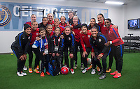 USWNT Training, April 9, 2016