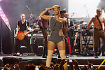 Rihanna live in Athens