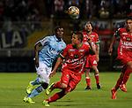 Un 1-0 ole bastó a Patriotas para sumar tres puntos ante Atlético Junior en el cierre de la fecha 4 del Clausura 2015. Este juego se disputó en el estadio metropolitano de Techo de Bogotá.