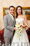 Madilyn Ahsue, New York, and Conor O'Leary, Kiskeam Malow, were married at the Civil Service at the Ballyroe Heights Hotel on Sunday 2nd August 2015 with a reception after