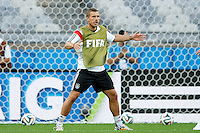 Lukas Podolski of Germany