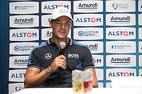 &quot;A great tournament and the top 50 should play it !&quot; /{prsn}/ lays down a precedent in the media interview ahead of the 2015 Alstom Open de France, played at Le Golf National, Saint-Quentin-En-Yvelines, Paris, France. /01/07/2015/. Picture: Golffile | David Lloyd<br /> <br /> All photos usage must carry mandatory copyright credit (&copy; Golffile | David Lloyd)