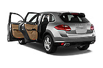 Car images of a 2014 Porsche Cayenne Platinum Edition 5 Door SUV Doors