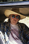 Neil Young in a Portrait Photo Session in Los Angeles Ca. USA