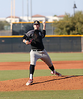 Kyler Bush - 2019 Central Arizona College Vaqueros - fall season (Bill Mitchell)