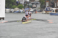 Henley, GREAT BRITAIN, Ladies Challenge Cup, Leander RC.  2008 Henley Royal Regatta, on  Sunday, 06/07/2008,  Henley on Thames. ENGLAND. [Mandatory Credit:  Peter SPURRIER / Intersport Images] Rowing Courses, Henley Reach, Henley, ENGLAND . HRR