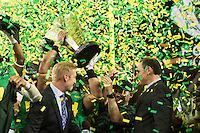 PAC 12 Championship Oregon vs Arizona, December 5, 2014