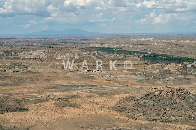 Four Corners National Monument. Utah, Colorado, New Mexico, Arizona.  Aug 2014. 812647