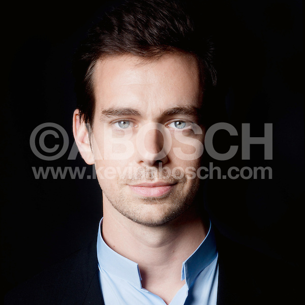 Jack Dorsey (Founder of Twitter ) photographed by Kevin Abosch