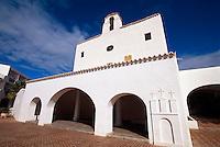 Spanien, Balearen, Ibiza, Kirche von Sant Josep de sa Talaila