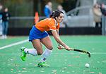 HUIZEN - Hockey - Pili Romang (Bldaal)  .Hoofdklasse hockey competitie, Huizen-Bloemendaal (2-1) . COPYRIGHT KOEN SUYK