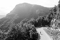 up the Foza climb (1086m)<br /> <br /> Stage 20: Pordenone › Asiago (190km)<br /> 100th Giro d'Italia 2017