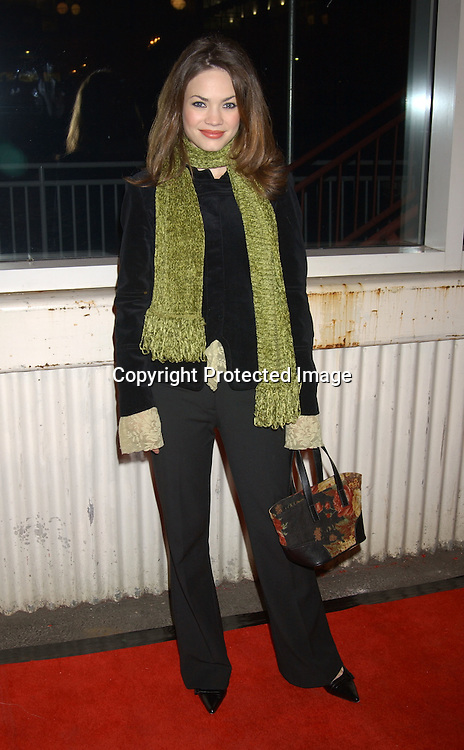 ..Rebecca Herbst..at the ABC Casino Night on October 23, 2003 at the ..Lighthouse at Chelsea Piers. Photo by Robin Platzer, ..Twin Images