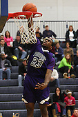 Pontiac at Clarkston, Boys Varsity Basketball, 1/15/13